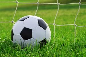 تصویر هدف شهدای رزکان قهرمانی در رقابت های لیگ سه است