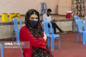 تصویر محدودیت سنی واکسیناسیون در البرز برداشته شد